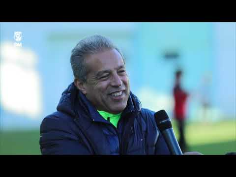لقاء خاص مع خالد الدرندلي رئيس بعثة الأهلي في الجزائر