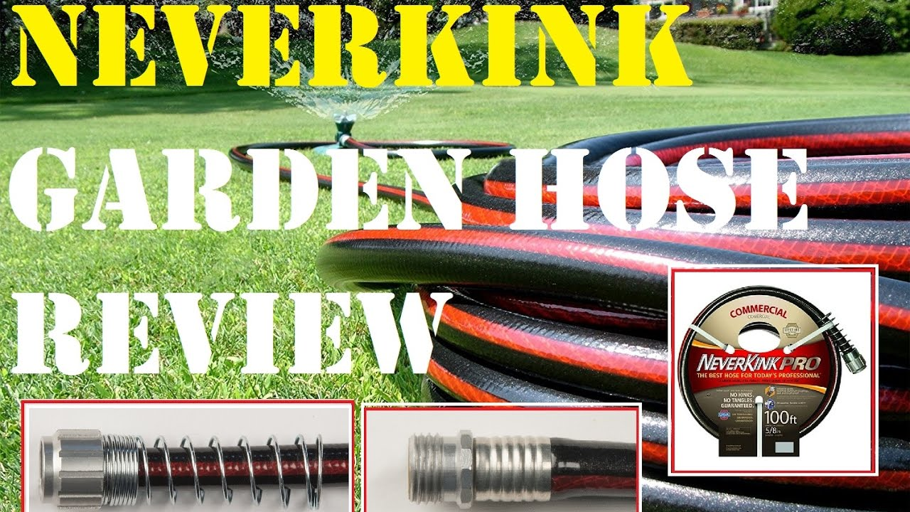 NeverKink Garden Hose Review After Years Of Use