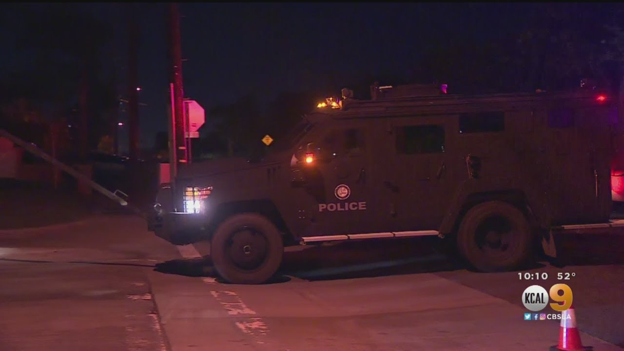 Suspect Who Allegedly Assaulted Woman Then Barricaded Himself At Costa Mesa Home In Custody