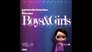 Ref. 4: Boys & Girls - SubmissionDJ & Nicolas Ojesto feat Monica Moss
