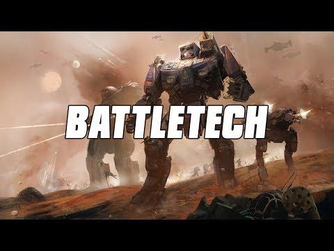 Battletech Beta - Epic Mech Turn Based Strategy Game