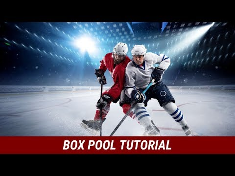 Fantasy Hockey Box Pool Tutorial