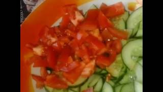Bad Company Vegetables / Летний салат с овощами :)