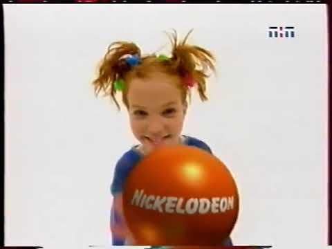 Старые заставки Nickelodeon (2004-2005)