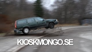 Kioskmongo.se - Opel vs Volvo Battle Royale.