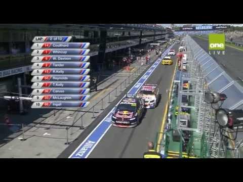 V8 Supercars 2013 - Melbourne - Race 2 - Full Race