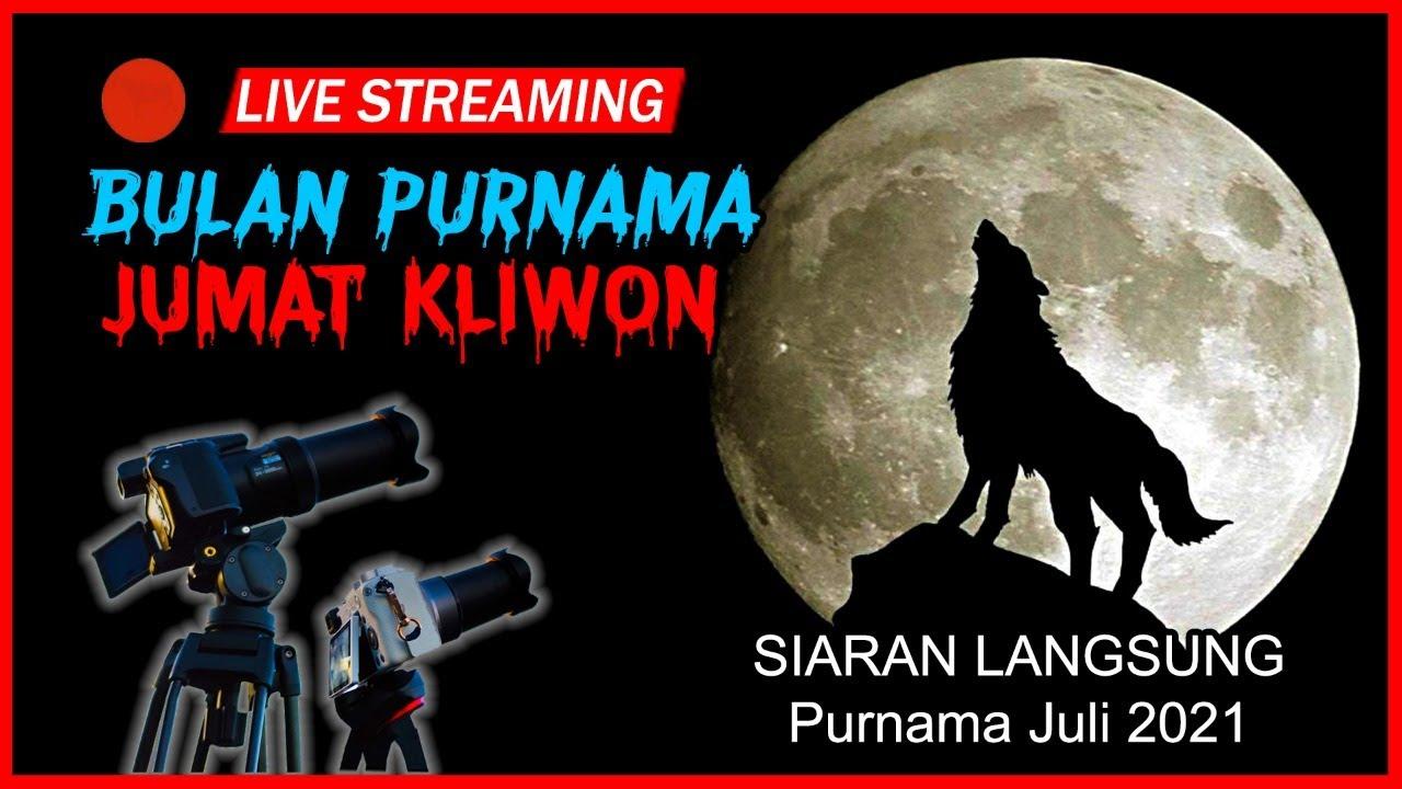 🔴 [LIVE] ZOOM BULAN PURNAMA JUM'AT KLIWON (Siaran Langsung)