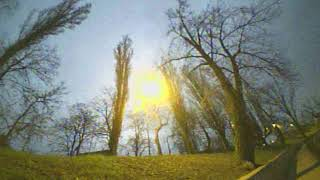 AKK EIO standalone FPV camera low light test