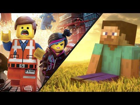 NOVO MINECRAFT?! LEGO WORLDS