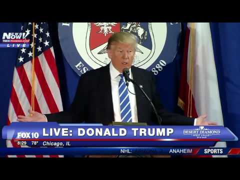 FNN: Donald Trump Speaks at Polish National Alliance in Chicago, IL on September 28, 2016