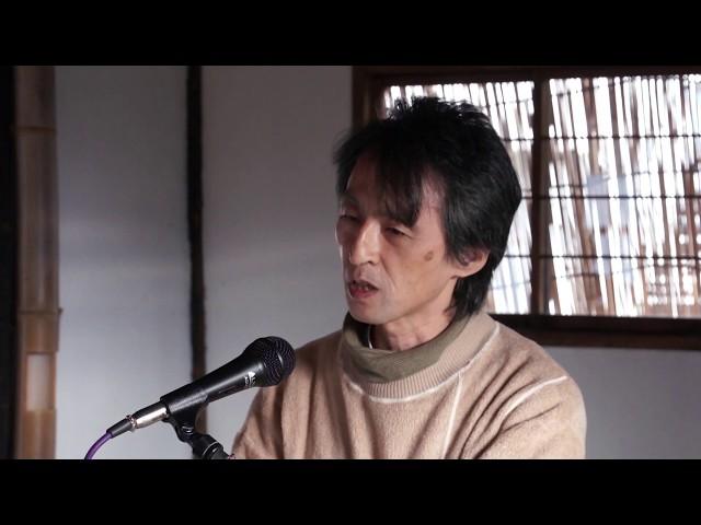 島村宗充[今日の反核反戦展2018:リレートーク]