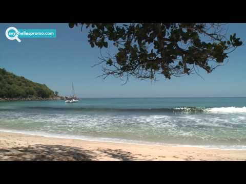 Seychelles #1 of the top beaches on Mahe - AnseTakamaka