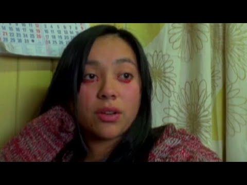 Fille Qui Pleure une fille qui pleure des larmes de sang ! - youtube