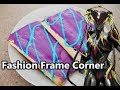 Fashion Frame Corner: Pop Tart Trinity