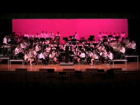 Belhaven Middle School Band Spring Concert Disney's Magic Kingdom