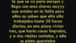 Download La Tusa - Integracion Casanova - Letra Mp3 and Videos