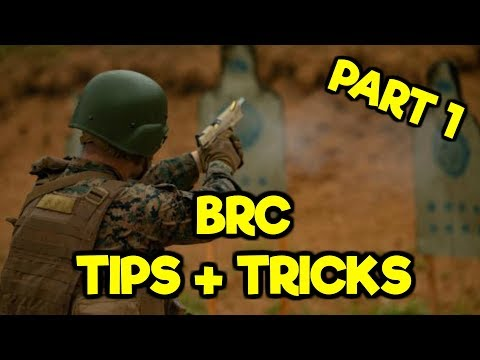 BRC TIPS AND TRICKS (RECON TRAINING) [1 of 3]