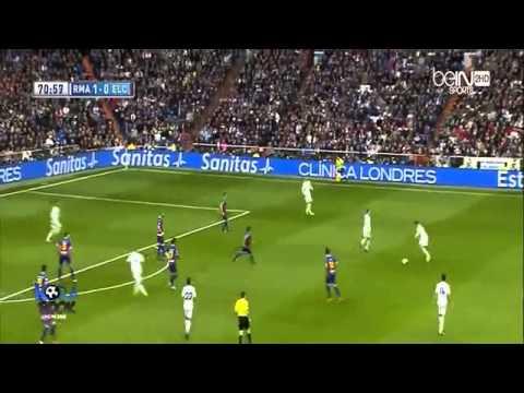 Real Madrid vs Elche 3-0  Highlights 22-2-2014