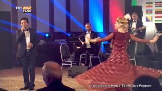 Lezgi Dans - Özbekistan - Yaşam Balkoca ve Yusuf Bayrıbey - TRT Avaz