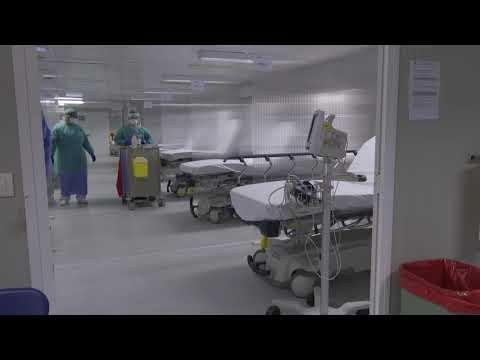 Cantabria testa los primeros pacientes leves con síntomas del coronavirus