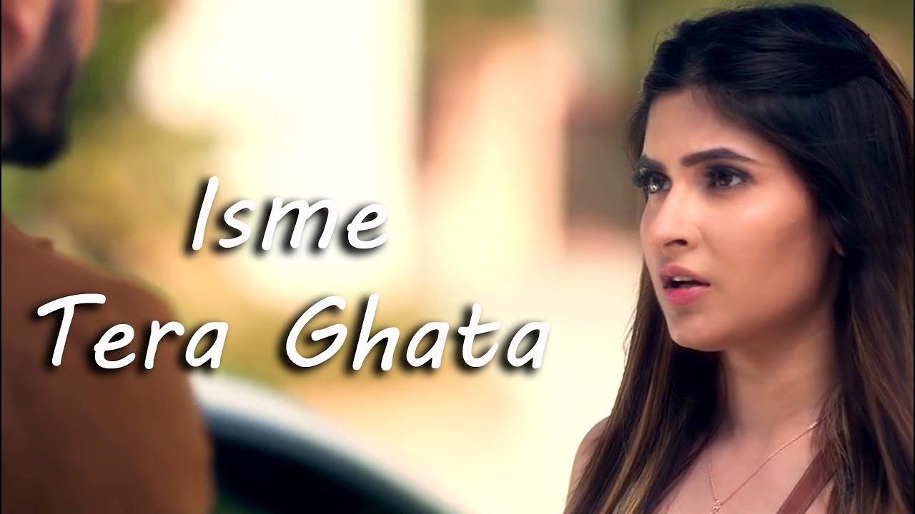 Isme Tera Ghata Gajendra Verma Latest Song Whatsapp Status 2018