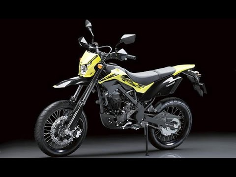 The Kawasaki D-Tracker 2016 World's Best Motorcycle