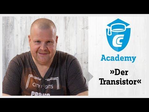 Der Transistor - Vom Prinzip bis zum Einsatz | Conrad Academy