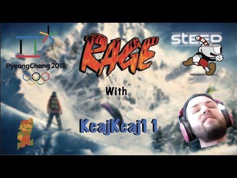 RAGE...Steep Olympic Games DLC - KcajKcaj11 |