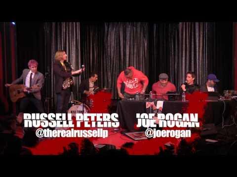 Kill Tony - Russell Peters & Joe Rogan