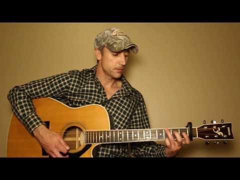 Sinners Like Me - Eric Church - Guitar Lesson - | Tutorial