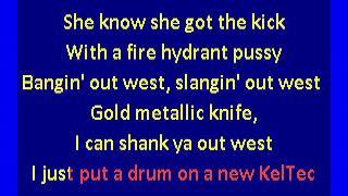 Jackboys (Travis Scott) ft.  Young Thug  - Out West (karaoke)