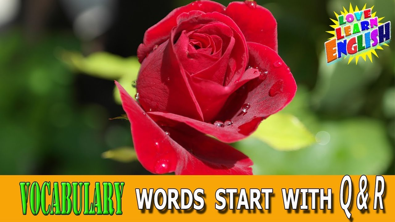 words that start with love