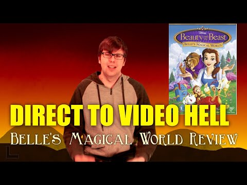 Belle's Magical World Review - Direct to Video Hell Season 2