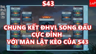 VLTK Mobile - Đại Hội Võ Lâm Song Đấu S43 S41 Mua Giải | LnP