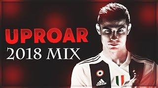 Cristiano Ronaldo|| Uproar || ft. Lil Wayne || 2018 Mix