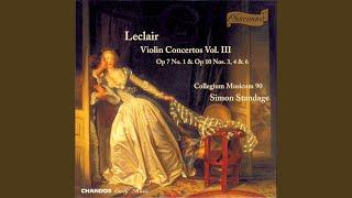 Violin Concerto in D Minor, Op. 7, No. 1: III. Vivace