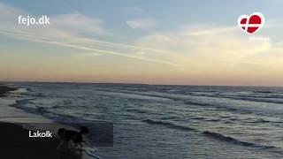 Strandimpressionen von der Insel Römö, Dänemark