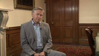Interview with Rector Iain MacWhirter
