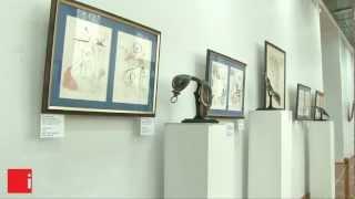 Выставка Сальвадора Дали в Бурятии