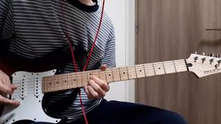 0 / 嘘とカメレオン ギターで弾いてみた