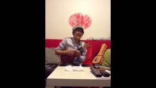 Mash up Cover Marry you & Grow old with you Uke Cover