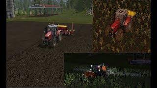 Siew + Opryski kukurydzy | Rolnicy z klasą