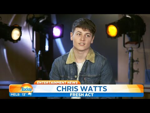 Chris Watts - Interview on The Today Show (AUS)
