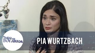 TWBA: Pia Wurtzbach shares how she worked as a factory worker