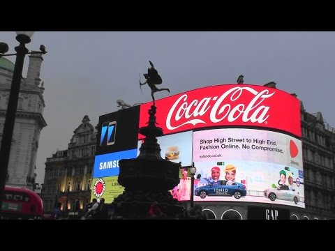 ABC London Tour Guides  - Exploring Leicester Square, Piccadilly Circus & Trafalgar Square