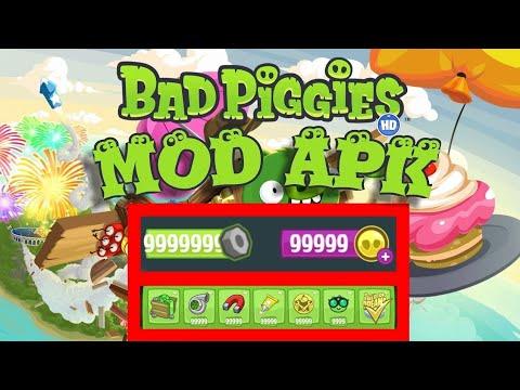 [ Video hôm nay] Hướng dẫn cách mod game bad piggies và chơi thử 1 – 15