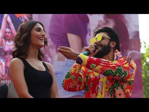 EXCLUSIVE | Befikre The Film's Official Music Launch Ft. Ranveer Singh & Vaani Kapoor