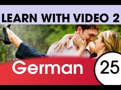 Learn German with Video - 5 Must-Know German Words 2