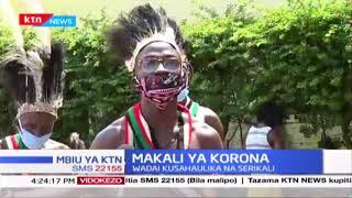 Wachezaji ngoma kaunti ya Kilifi walalamika wakidai wamesahaulika na serikali