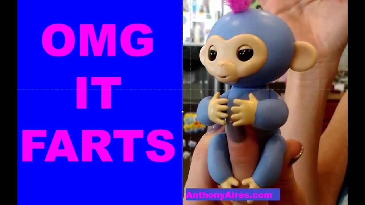 Fingerlings Liv Purple Finger Interactive Robot Monkey Bar Playhouse